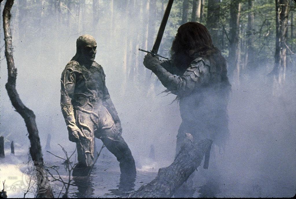 Das Ding Aus Dem Sumpf 1982